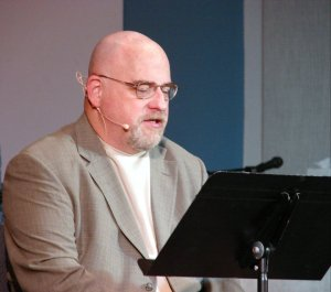 Pops preaching