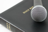 stock-photo-8188610-bible-microphone