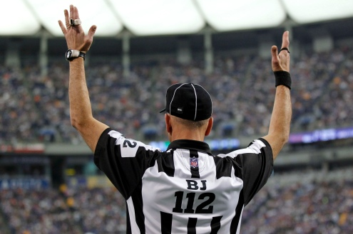 AP NFL Referees Lockout Football